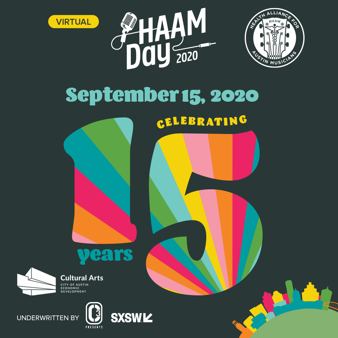 HAAM Day 2020 is happening on Tuesday, September 15th!