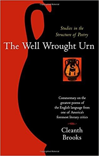 Summary Brook The Well Wrought Urn Heresy Of A Paraphrase English Clas Ideas By Cleanth Brooks