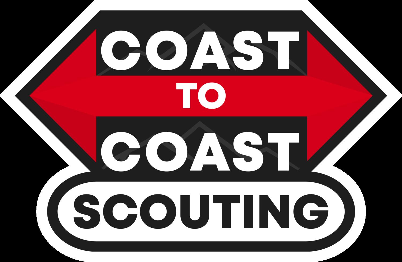 Coast to Coast Scouting Logo