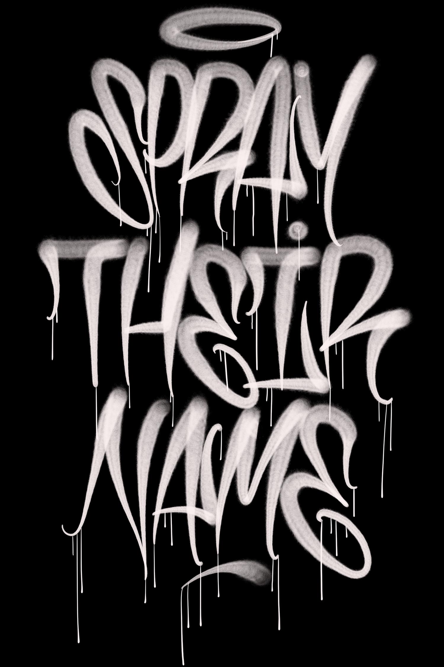 Spray Their Name