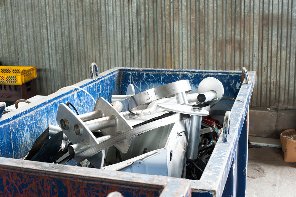 Less Known Benefits of Professional Scrap Metal Removal