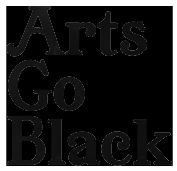 Arts Go Black