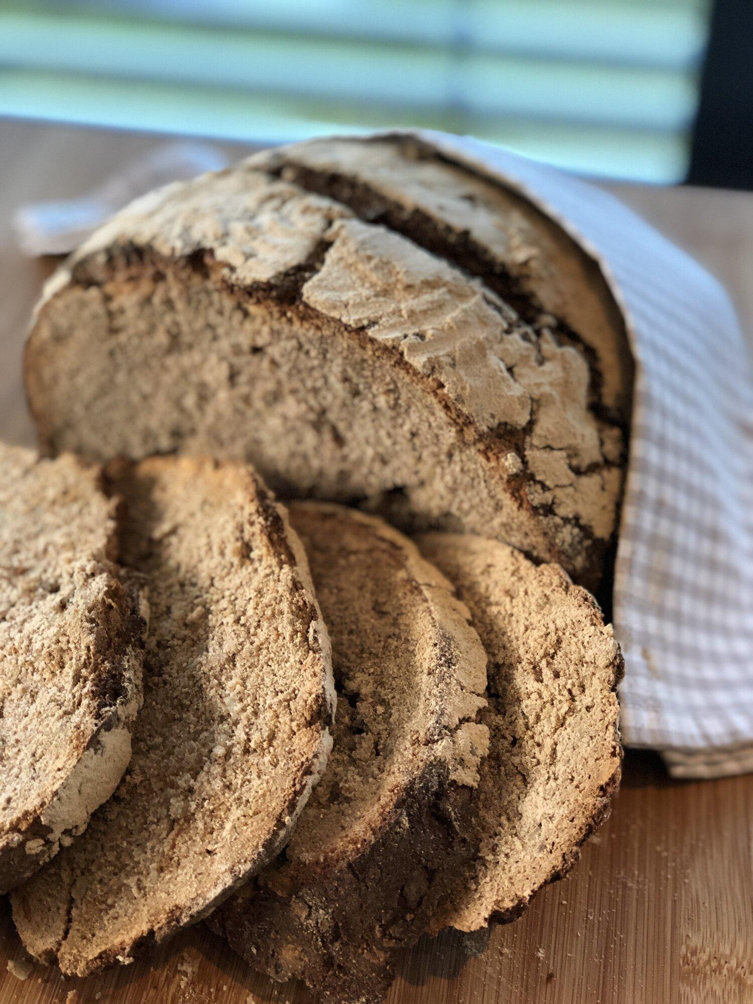Vom Korn zum Brot — MAMIDEEN