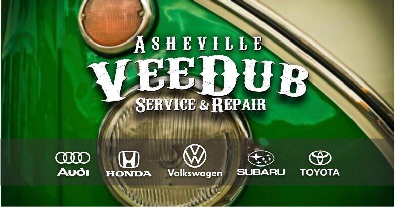 Asheville veedub