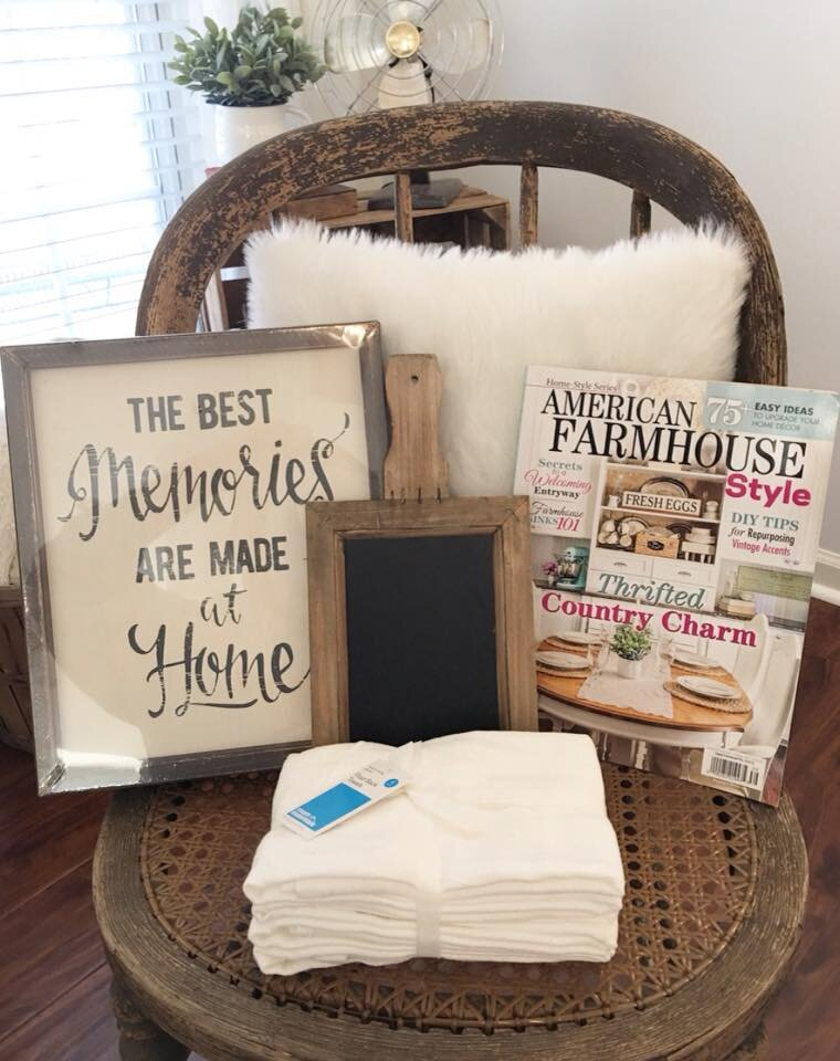 Our Magazine Feature And A Giveaway The Rustic Boxwood