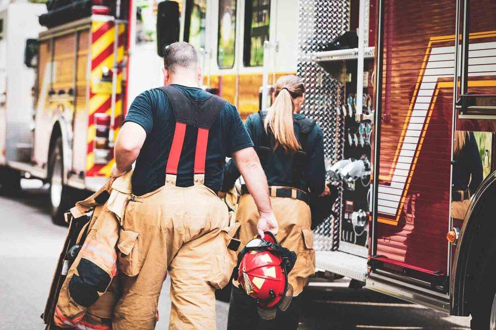 Relationships, Family, Firefighting - CRACKYL MAGAZINE