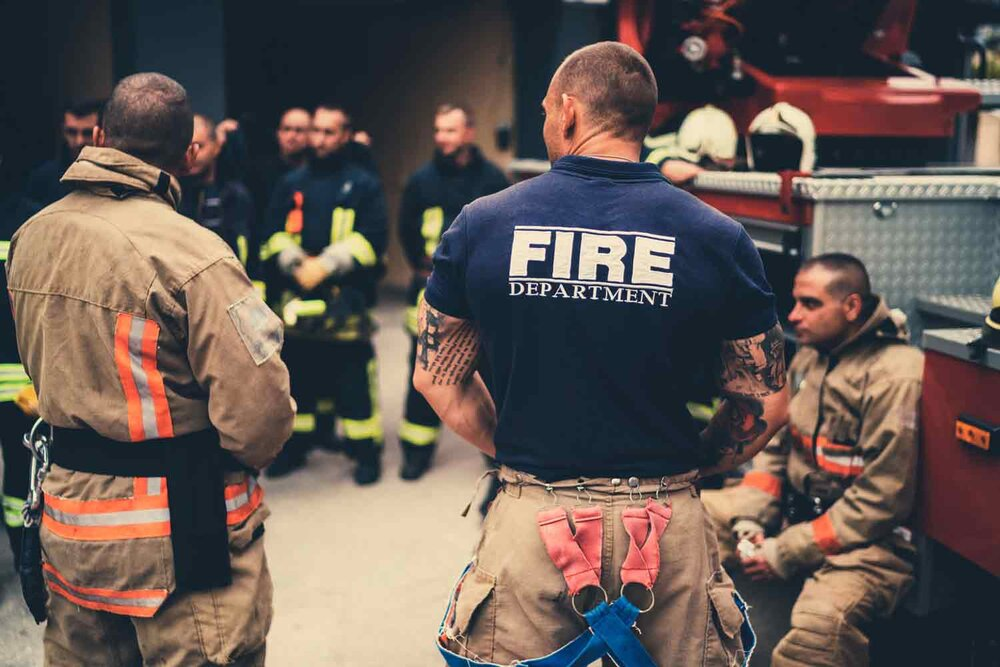 Firehall Relationships, Being Nice, Firefighter, Health & Lifestyle - CRACKYL MAGAZINE
