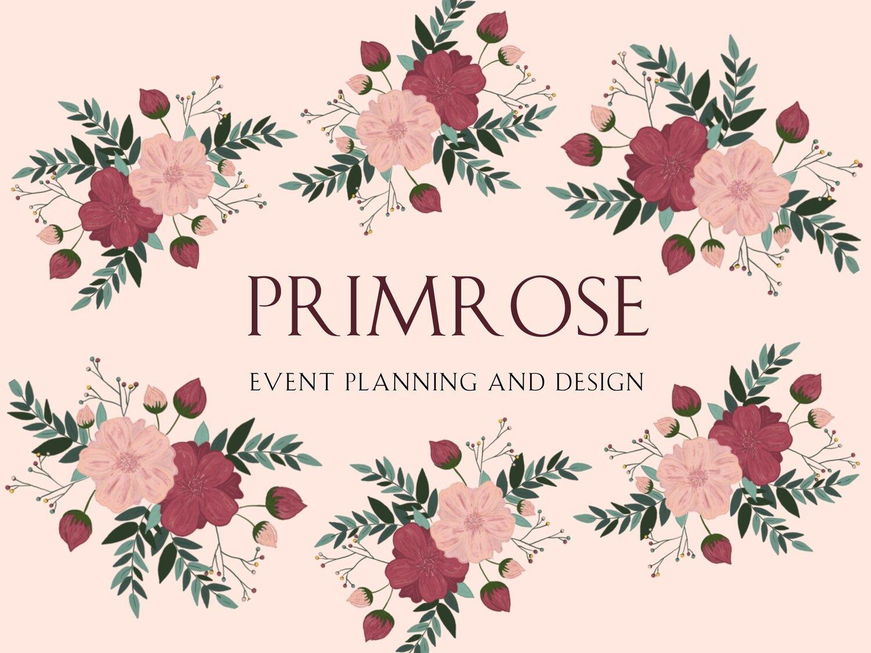 yellow Primroses- Get it? Primrose? | Flower clipart, Vintage flowers,  Antique images