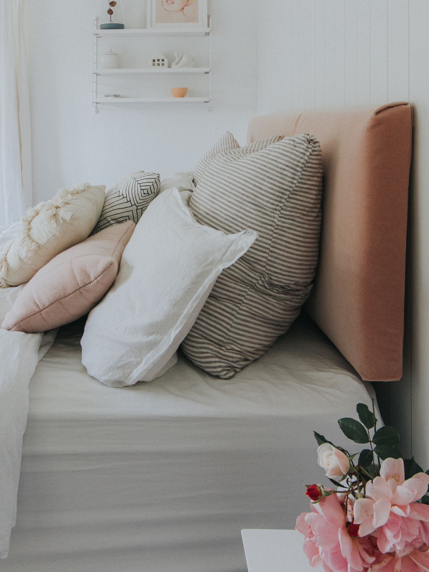 Diy Upholstered Headboard Clever Poppy