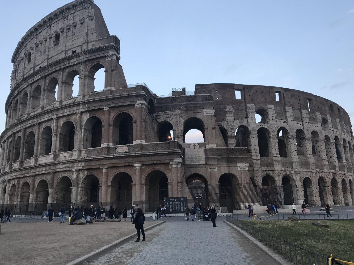 Two Remarkable Days in Rome — Wise Wanderings