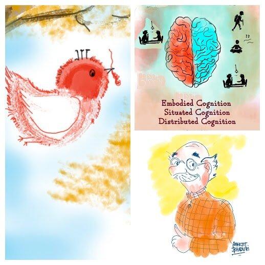 The Extended Mind — Abhijit Bhaduri