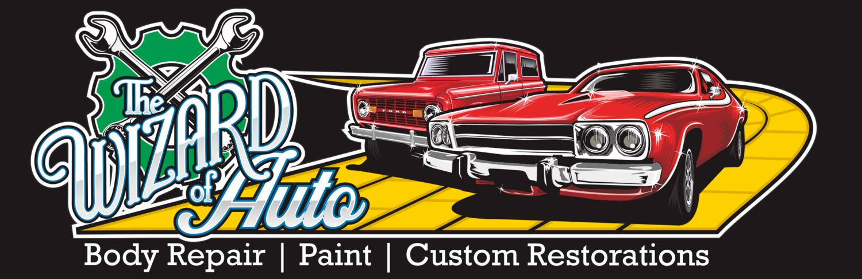 Need Auto Body Repair Near You Wizard Of Auto Body Repair Paint Restorations