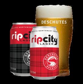 Deschutes先驱者Rip City啤酒