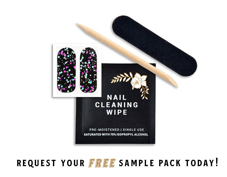 Free Nail Polish Strip Sample Request — Tough Girls