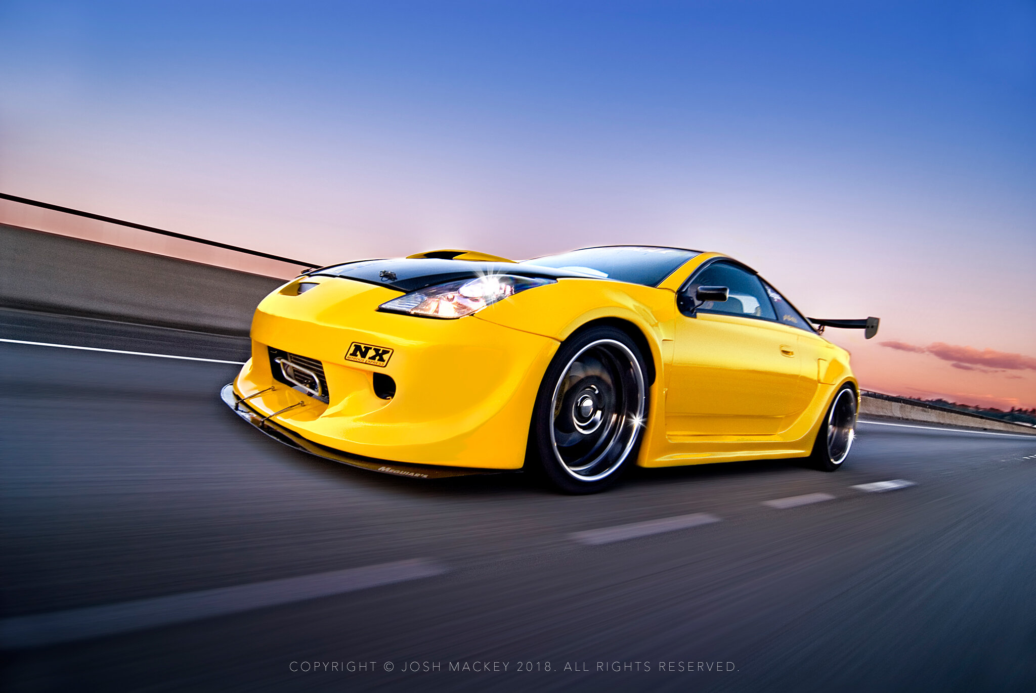 The Simple Art Of An Automotive Rolling Shot The 10 Rules Mackeydesigns Com