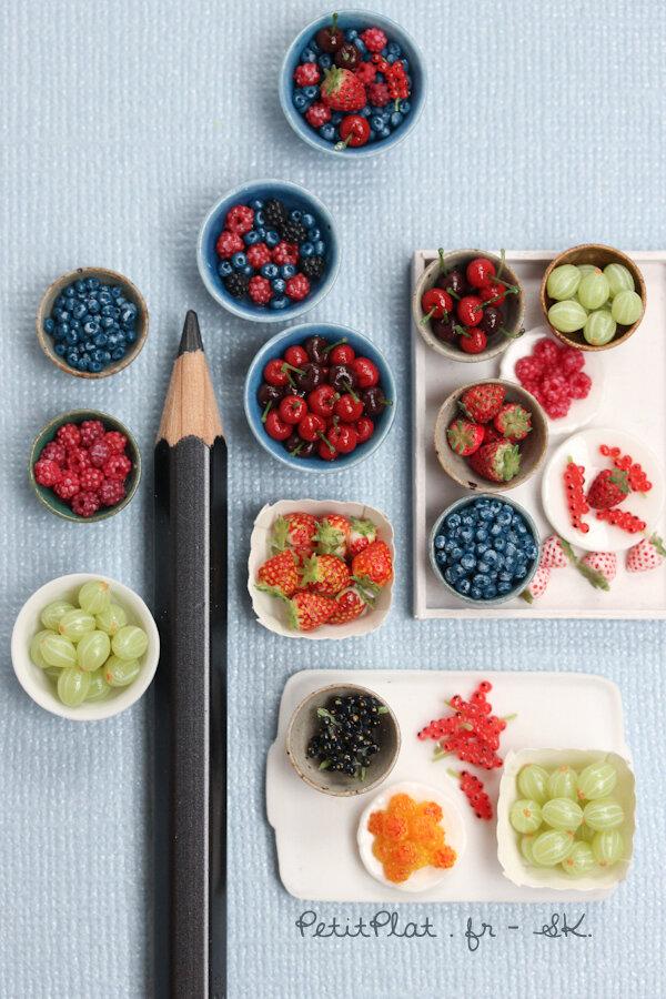 微型浆果,斯特凡妮·基尔加斯特