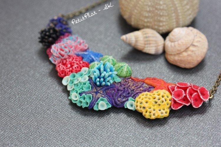 彩虹珊瑚项链,StéphanieKilgast