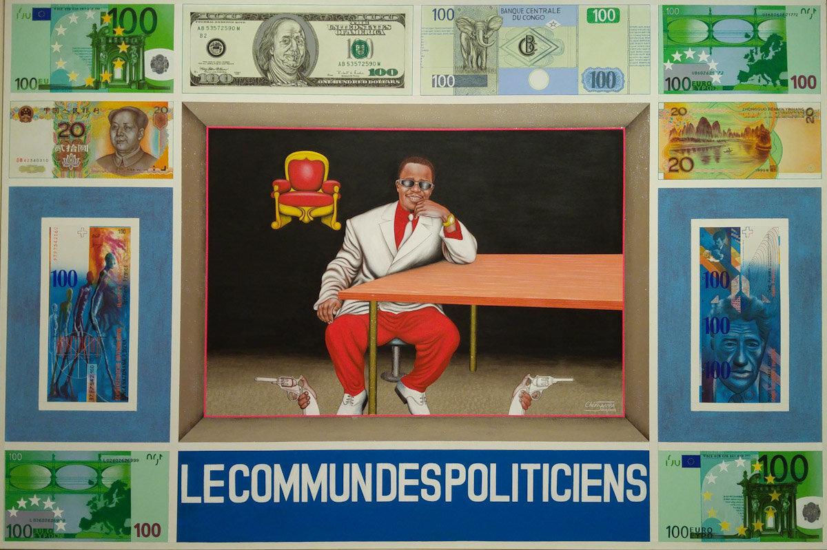 ChériSamba,《政治公报》,2003年
