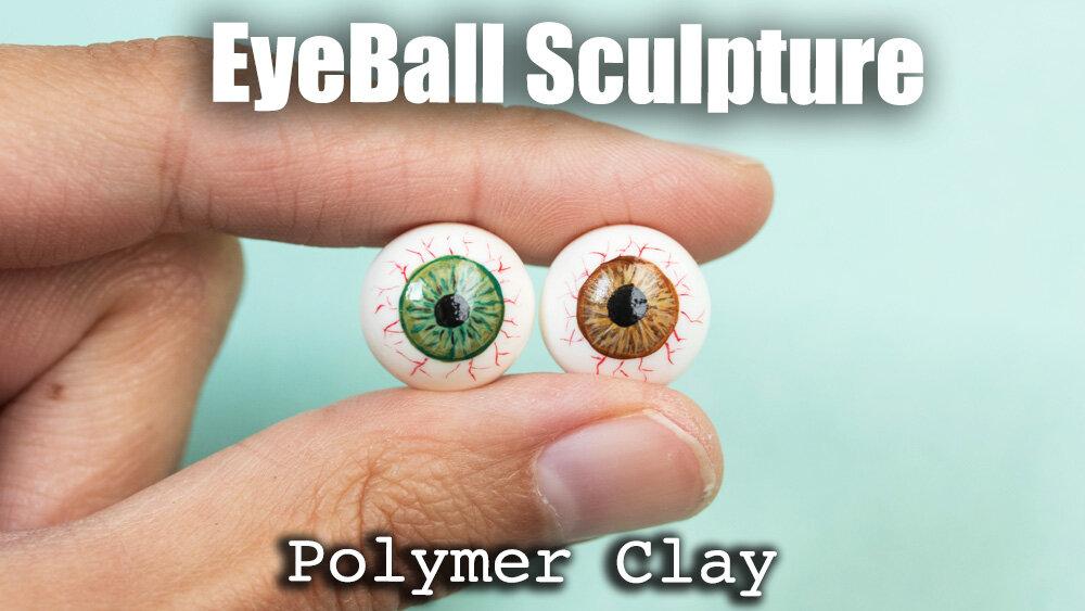 雕塑眼球教程,史蒂芬妮·基尔加斯特(StéphanieKilgast)