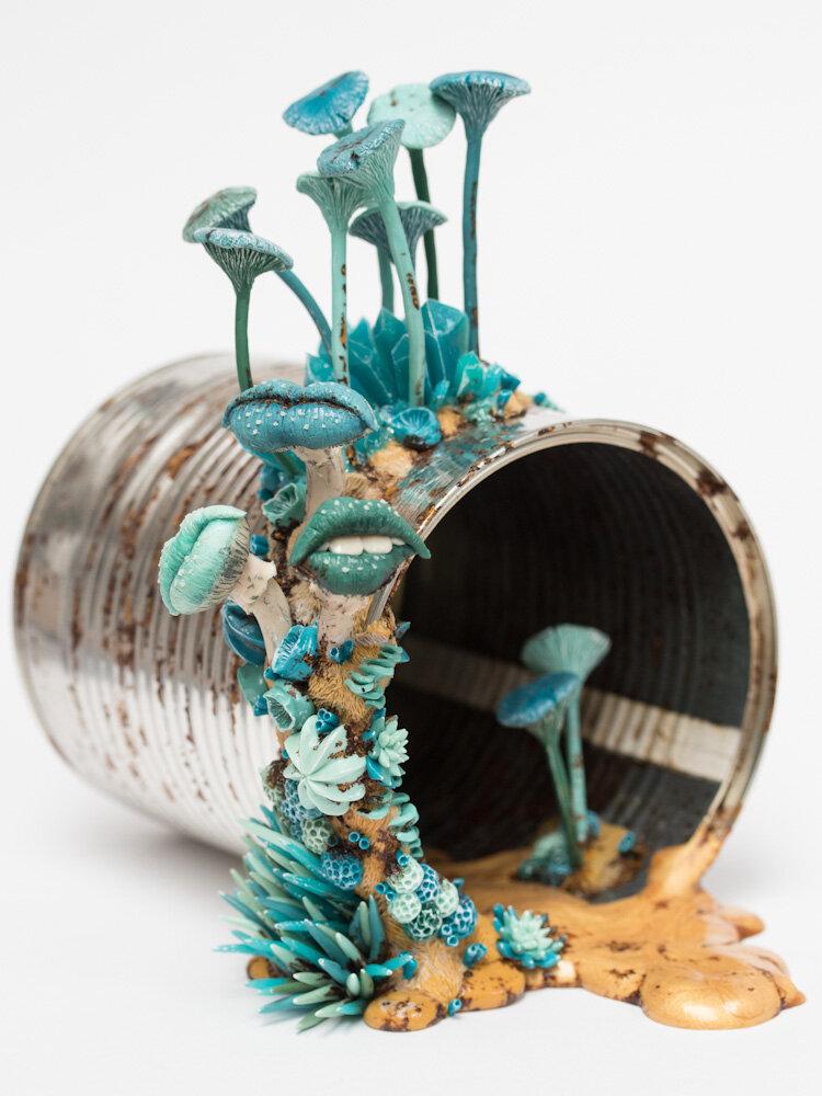 锈,雕塑,2017,艺术品StéphanieKilgast