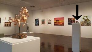 超现实主义沙龙10,巴吞鲁日画廊
