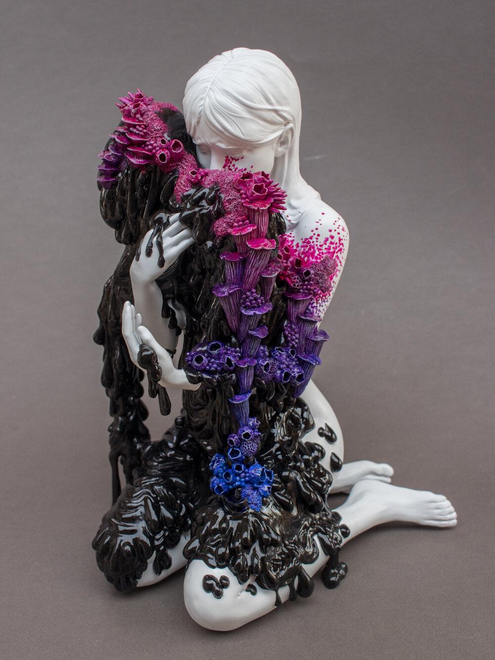 损失,限量雕塑版,迈尔斯·约翰斯顿和斯蒂芬妮·基尔加斯特之间的合作,2019年