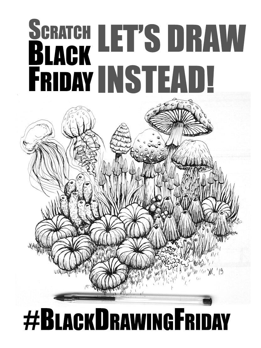 周五11选5技巧绘画,庆祝创造力而非消费,斯蒂芬妮·基尔加斯特(Stephanie Kilgast)