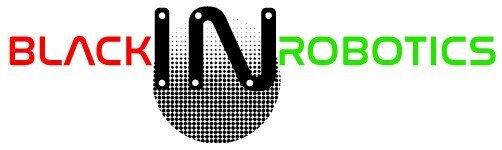 Black In Robotics Celebrates National Robotics Week logo