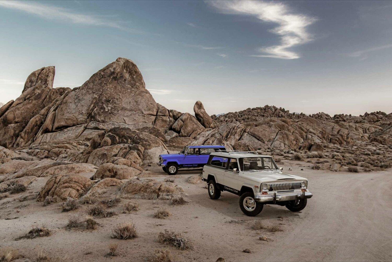 Jeep Cherokee Chief — Vigilante 4x4