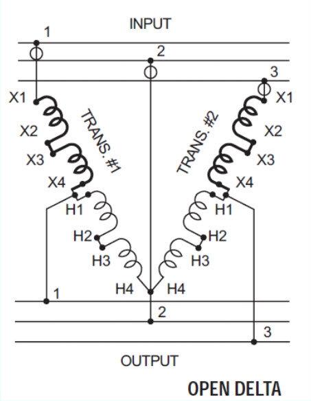 buckboost transformers — electrician's journal