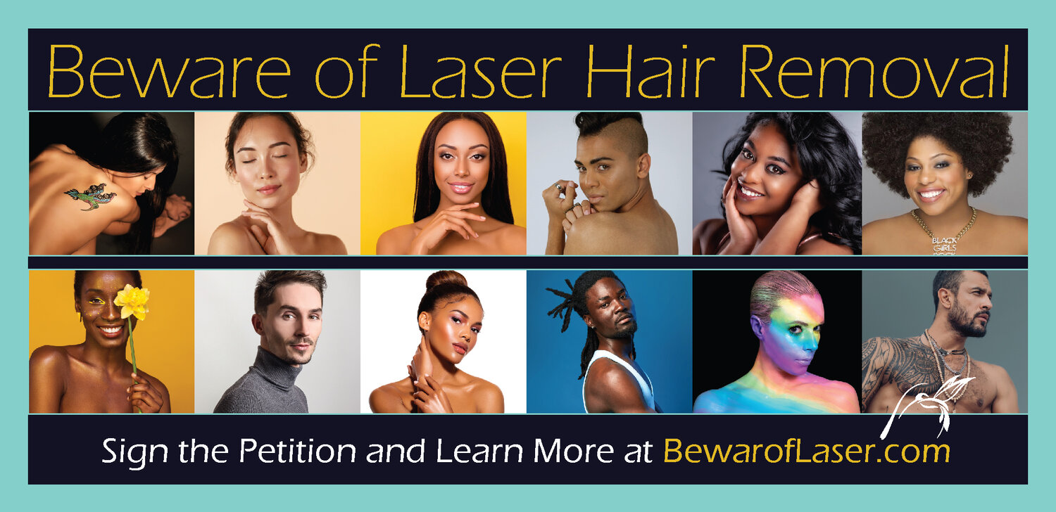 Beware Of Laser Hair Removal