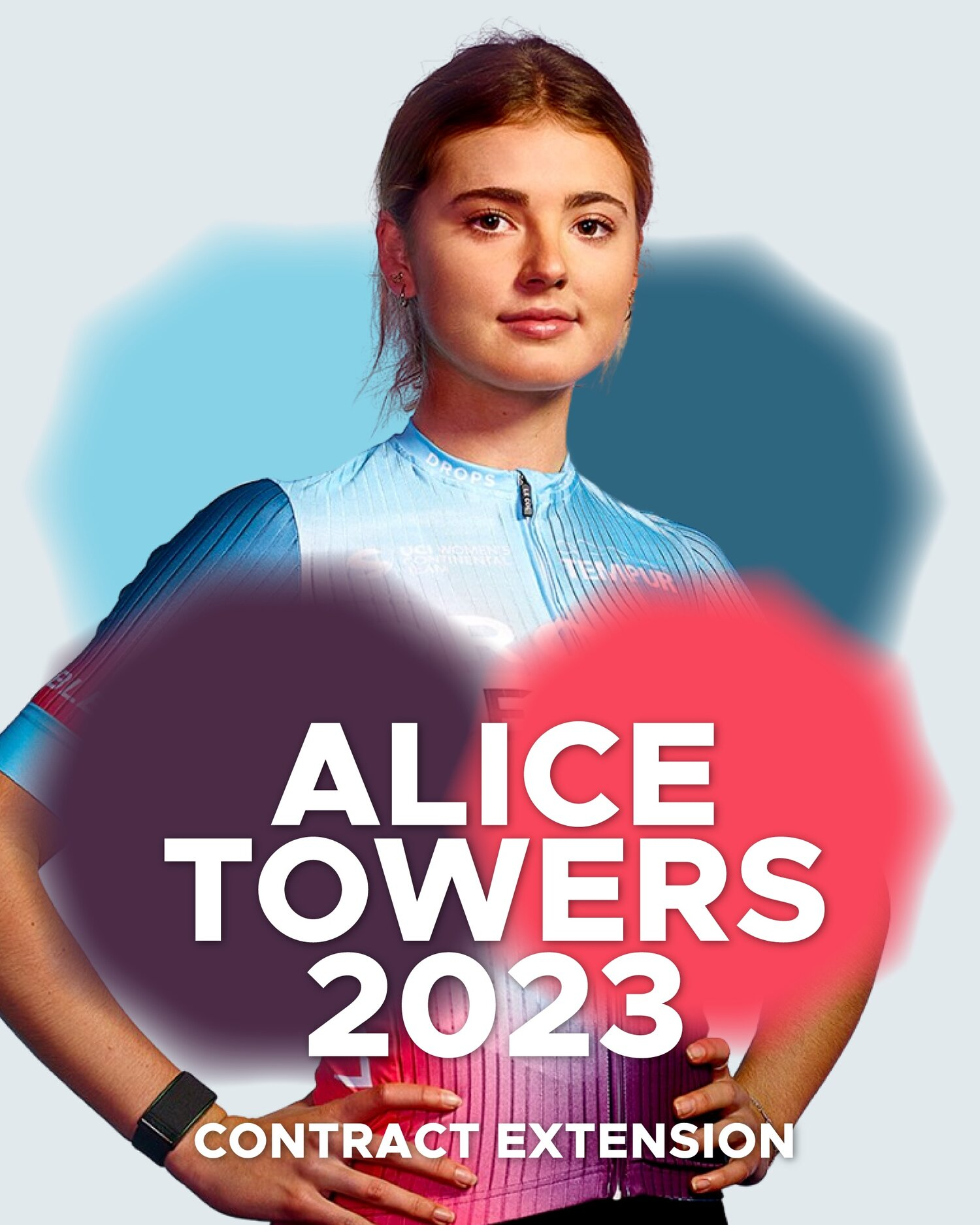 Alice Towers renews until 2023