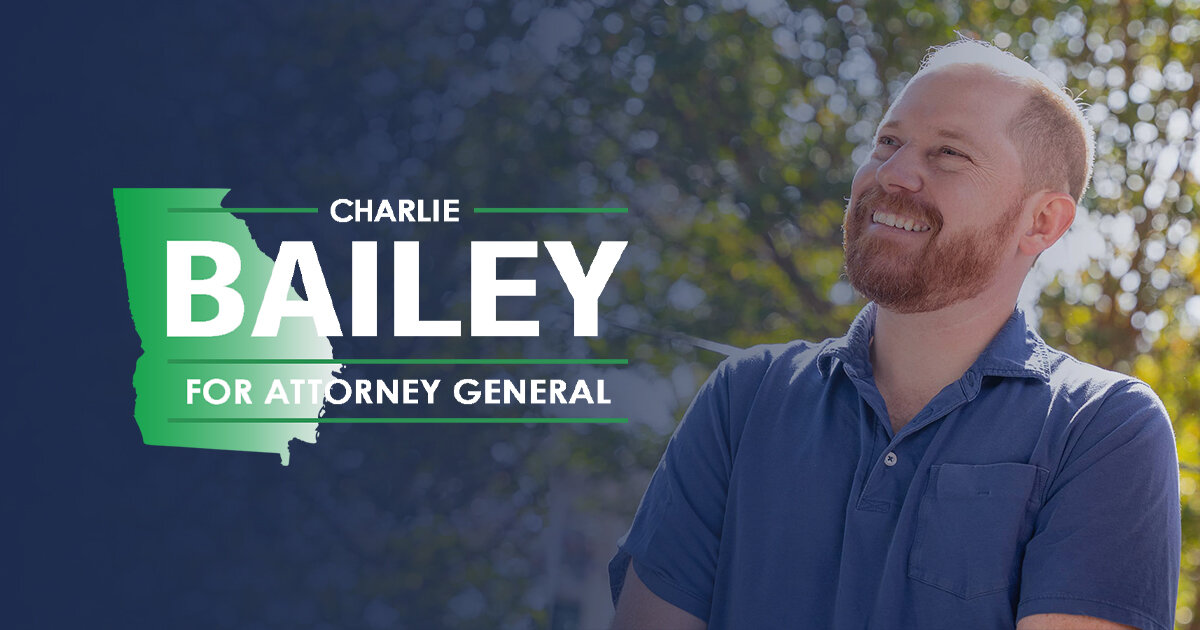 Charlie Bailey for Georgia Attorney General