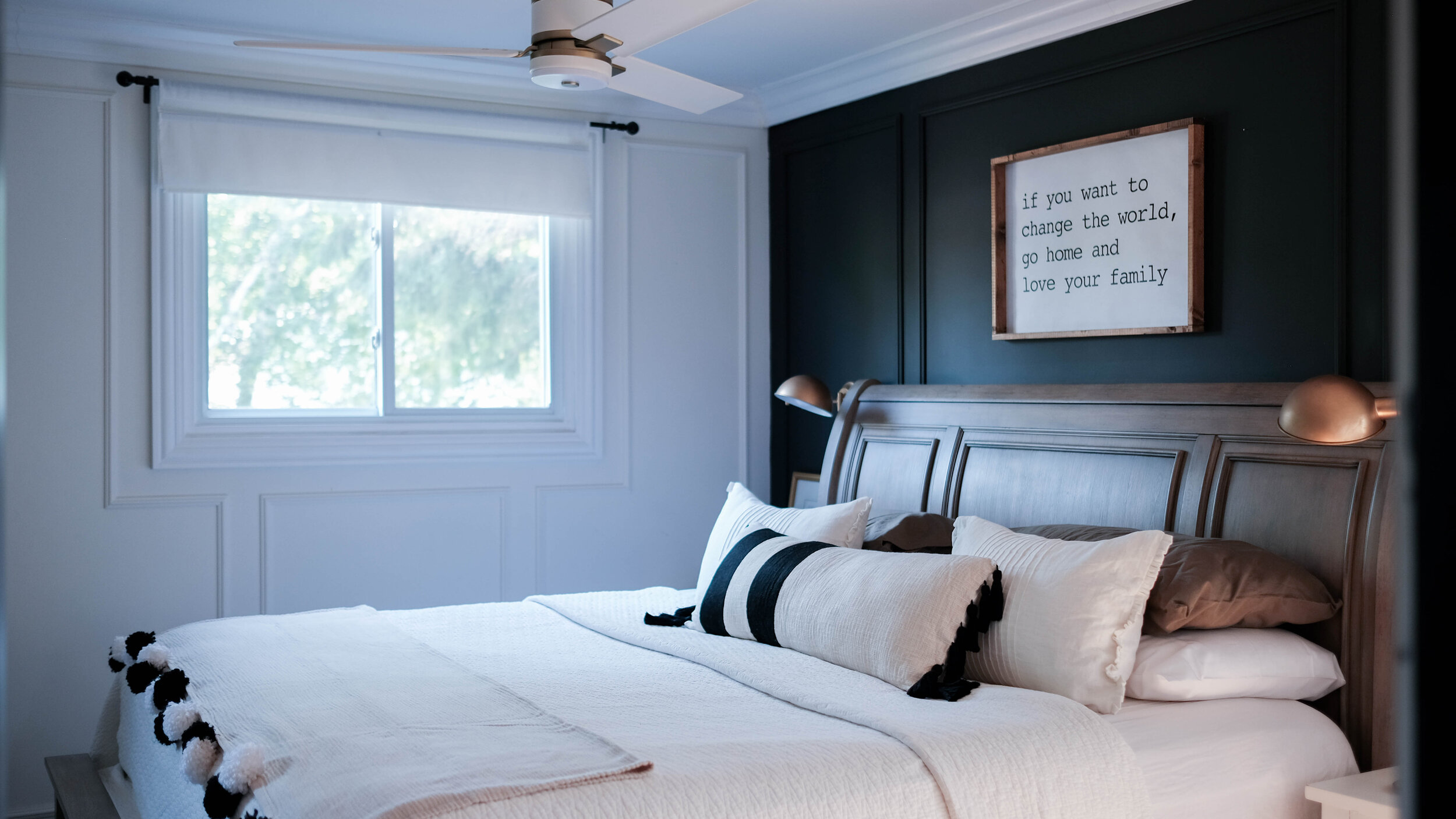 Why I Love Having A Ceiling Fan In My Bedroom The Learner Observer