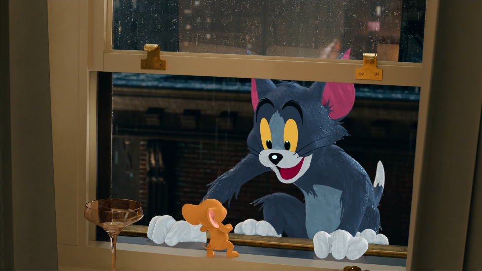 Tom and Jerry' REVIEW: A big stinking pile of poop