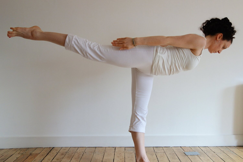 YOGA TO IMPROVE BALANCE — Mollie McClelland Morris
