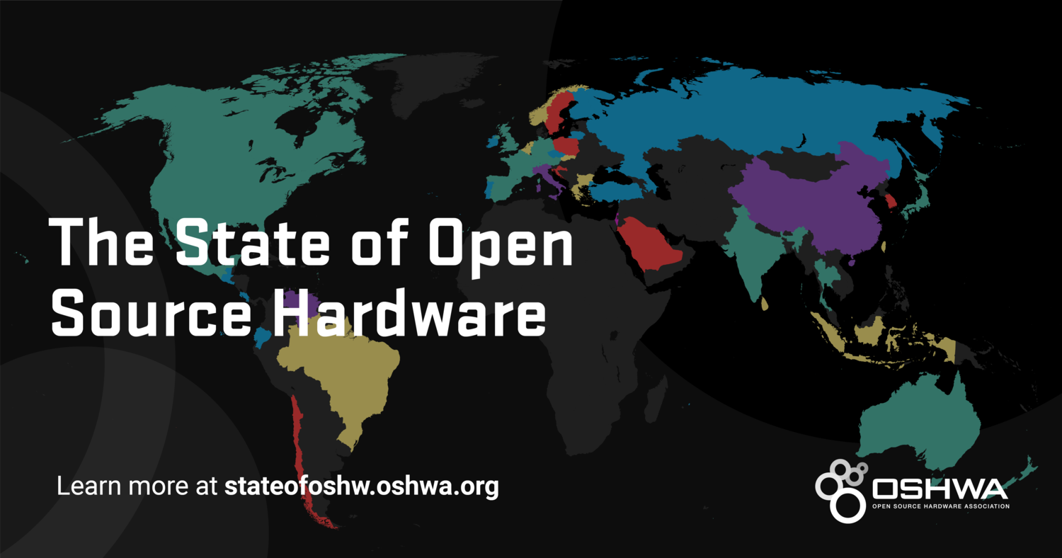 The open source hardware community has exploded since the first Open Hardware Summit in 2010. The community has grown to include an incredibly diverse