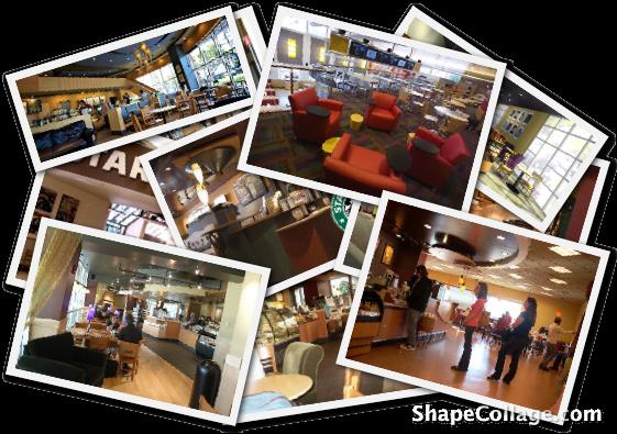 Inside Starbucks Locations