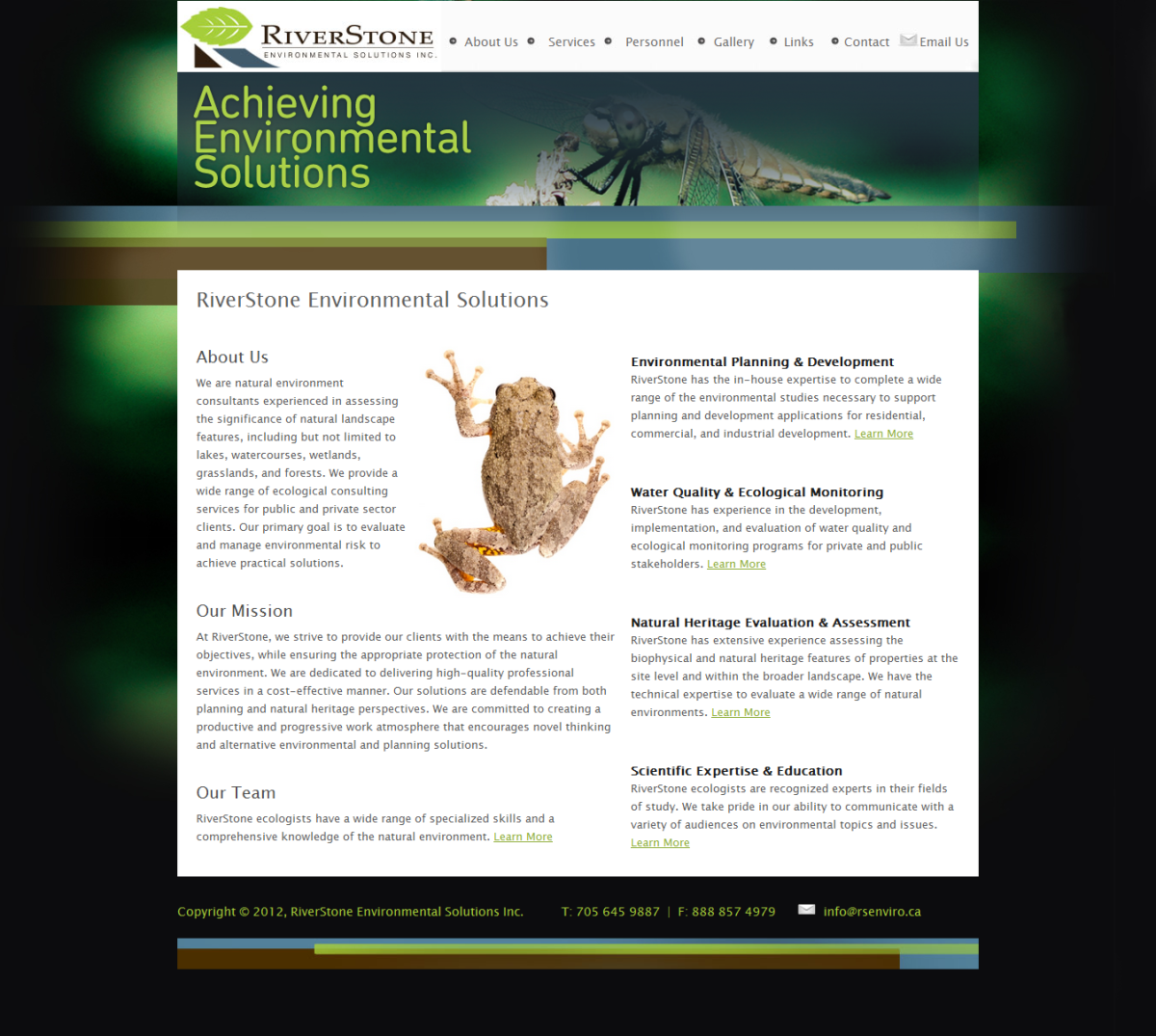 RiverStone Environmental Solutions