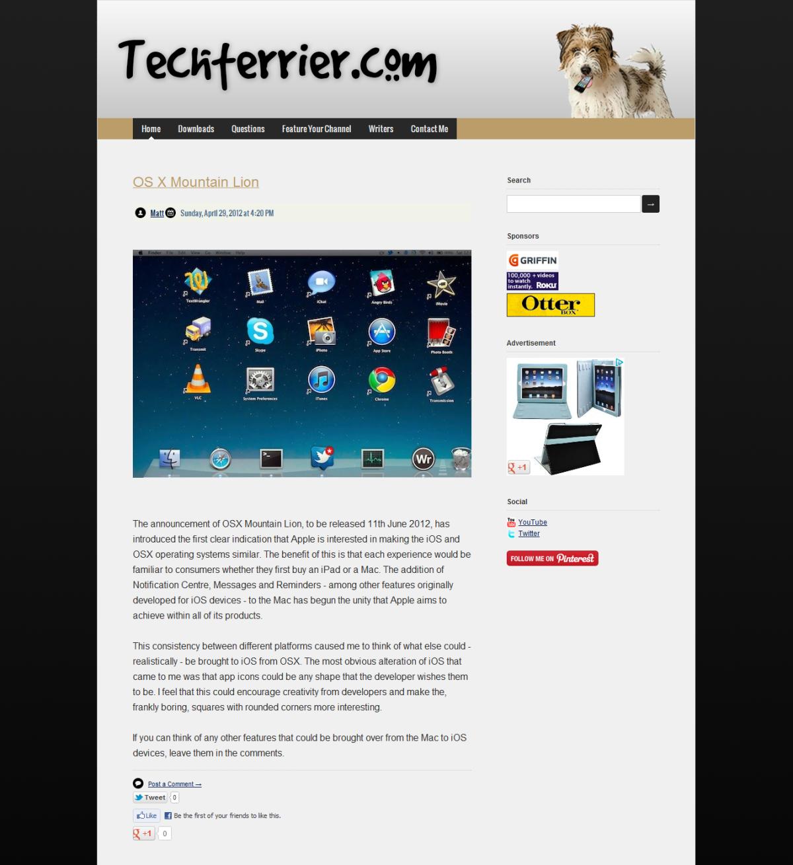 Tech Terrier