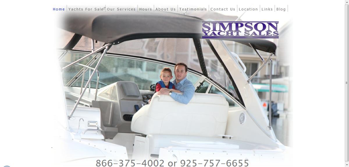 Simpson Yacht Sales