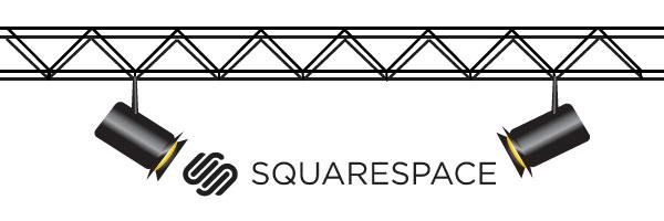 February 2013 Squarespace Websites Showcase