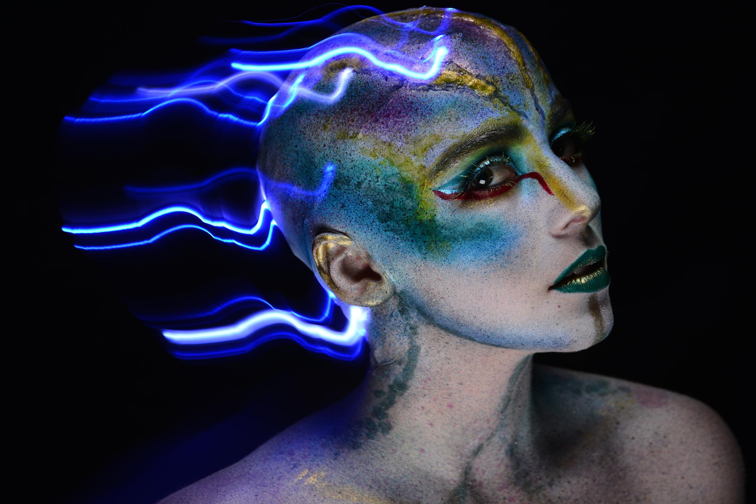 Model: Tash Kouri  Photographer: Last Witness
