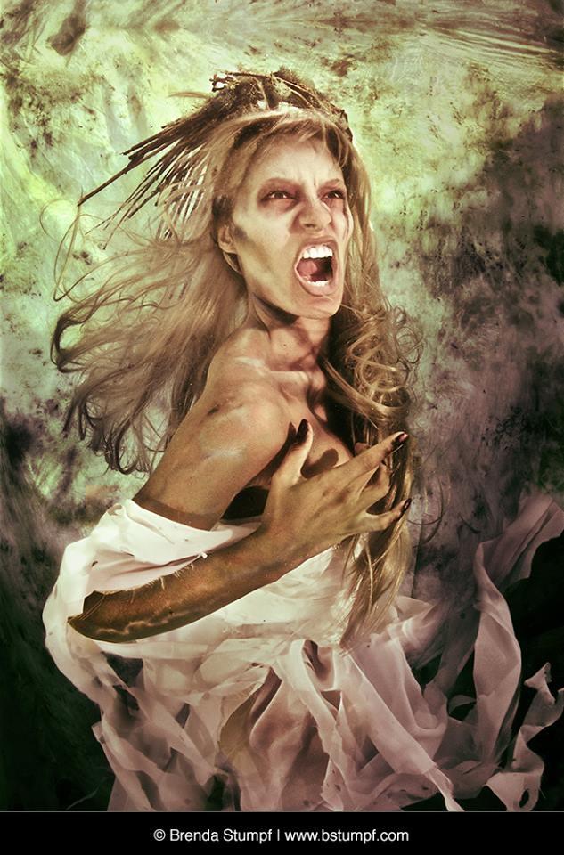 Model: Virginia Hankins, Sheroes Entertainment, Photographer: John Truong