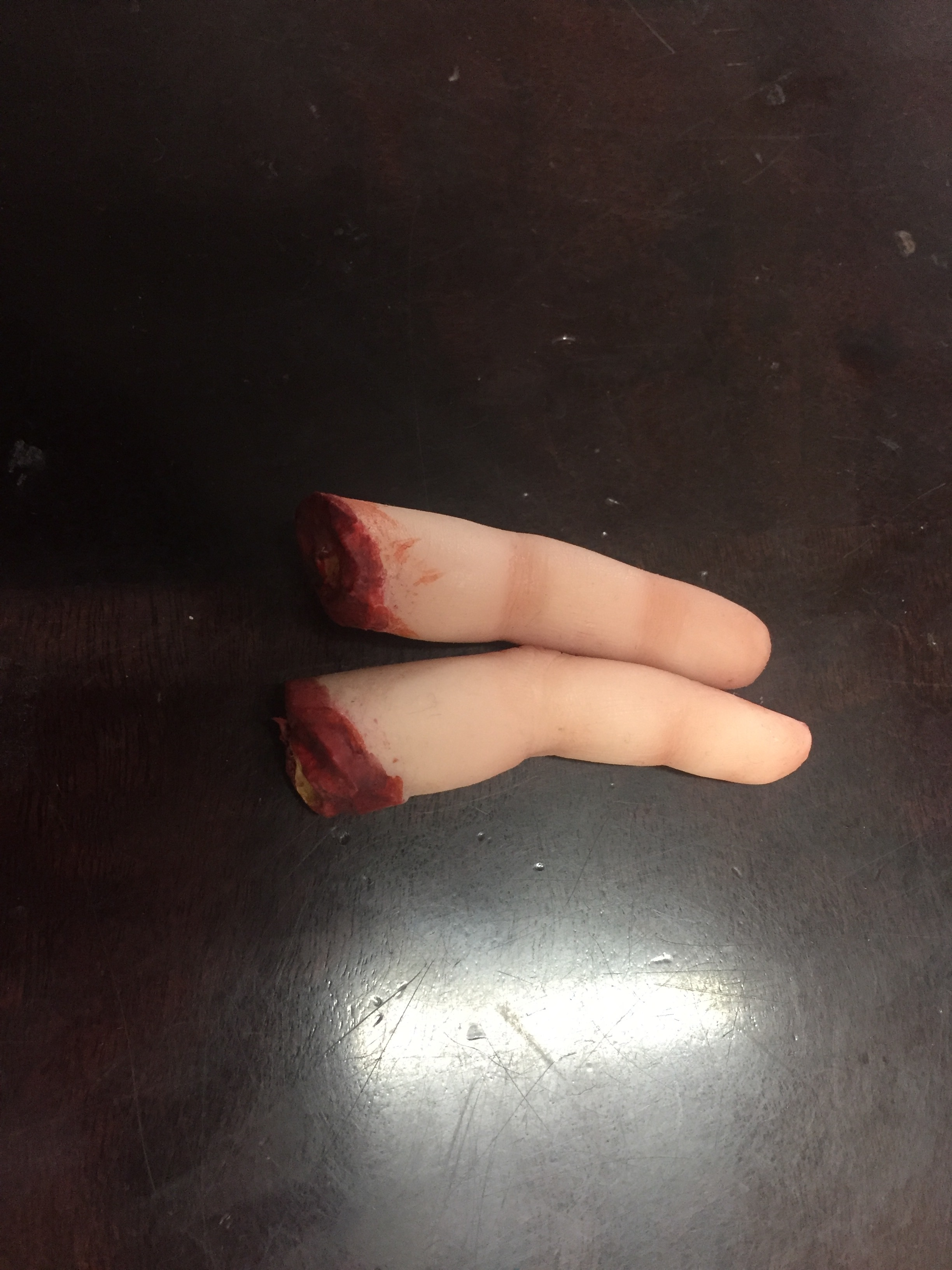 Silicone Fingers