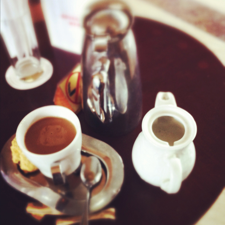 Glorious Ethiopian coffee