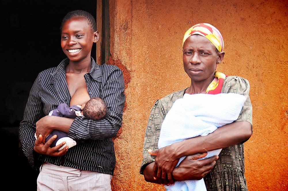 """Three Generations""   Kisumu, Kenya  , July 2011."
