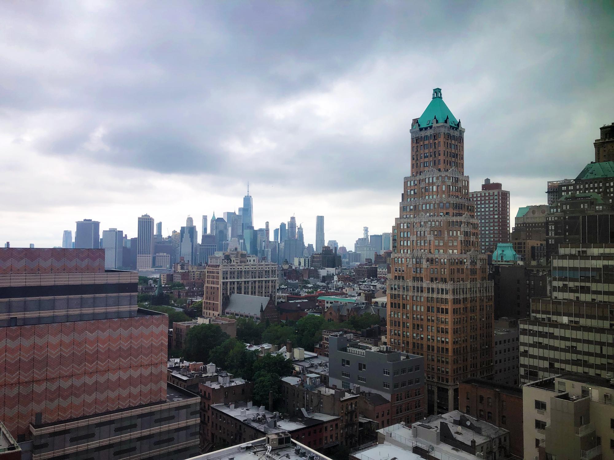 Brooklyn Heights, Monday, June 17, 2019.