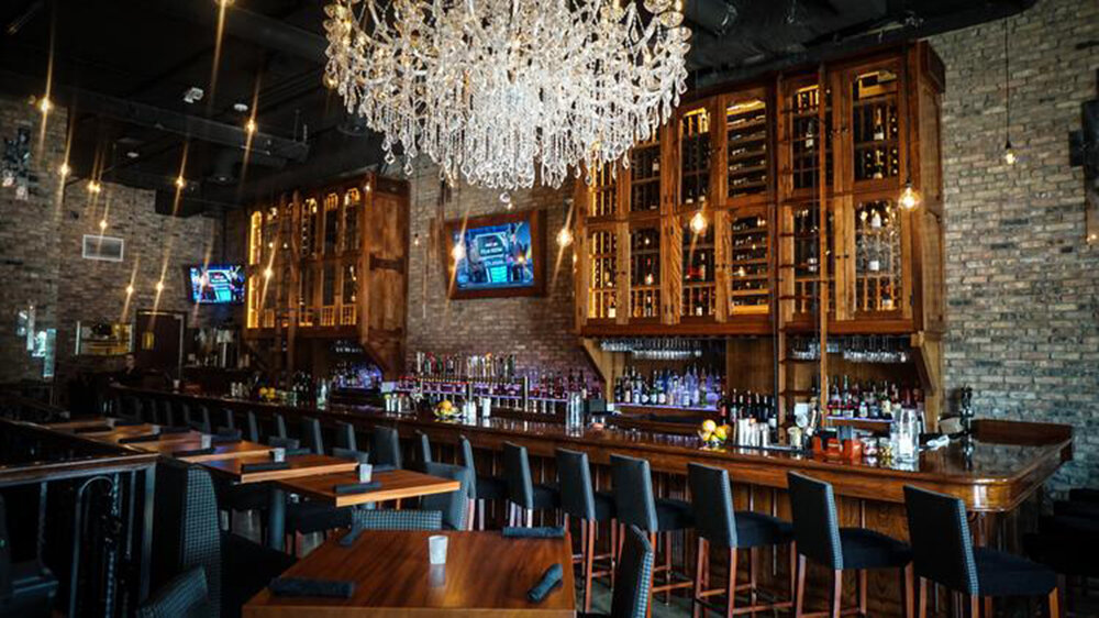 Hearsay Gastro Lounge  . Upscale-casual pub & New American eatery serving innovative drinks in an 1880s brick building. (We hear they have a delicious Sunday brunch, too!)