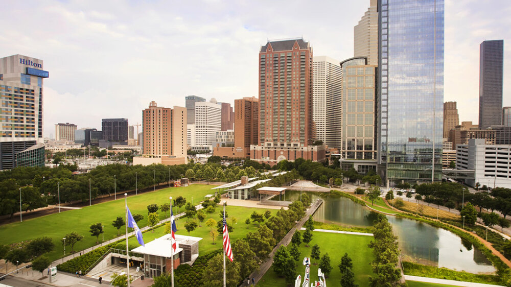 Discovery Green  . This 12-acre downtown park as a gem. Tree-shaded walks provide postcard views of downtown, and there are art installations, a jogging trail, a model boat pond, and everything from casual to fine dining right in the park. Really lovely.